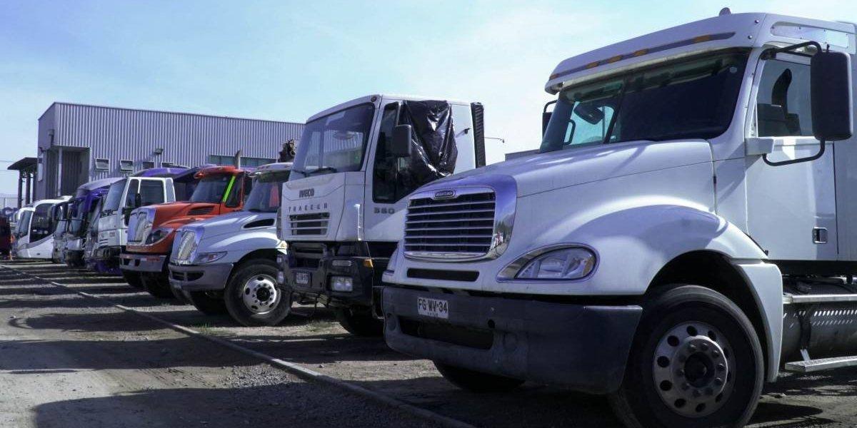Grupo Maco organiza una feria de camiones usados