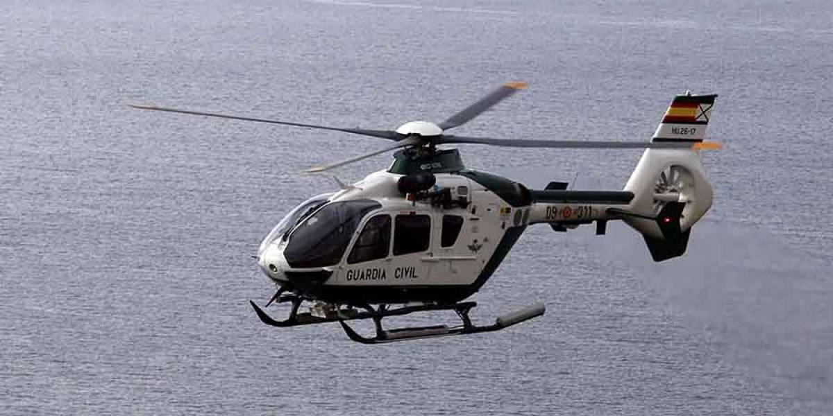 Autoridades continúan búsqueda de helicóptero desaparecido