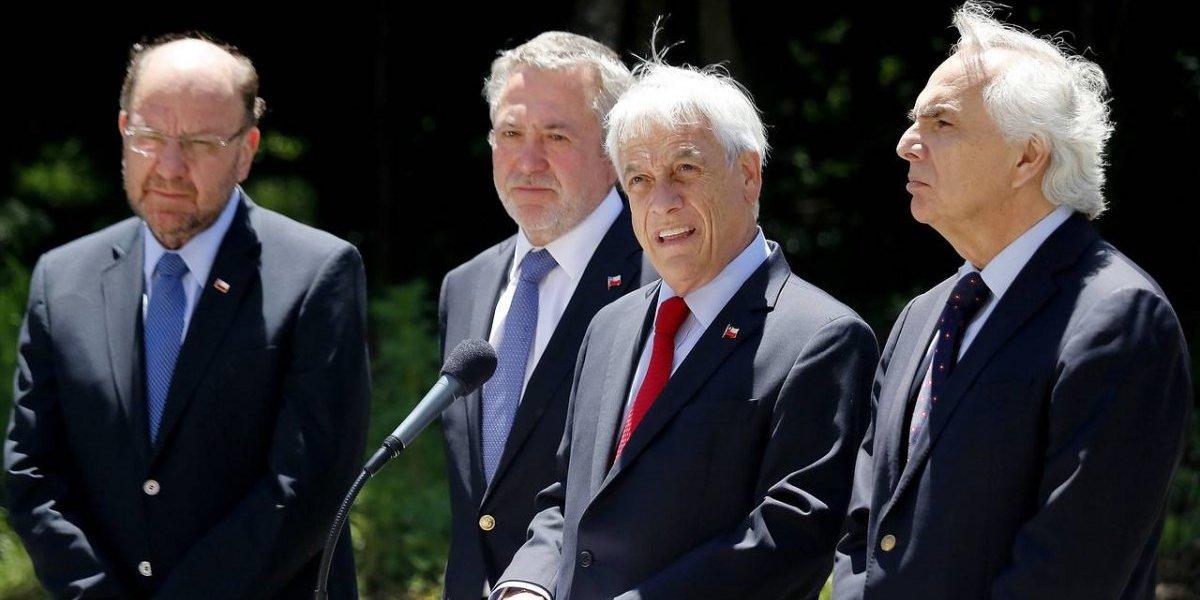 """Piñera en La Araucanía por caso Catrillanca: """"No existe ningún comando Jungla, eso es un invento de los medios"""""""