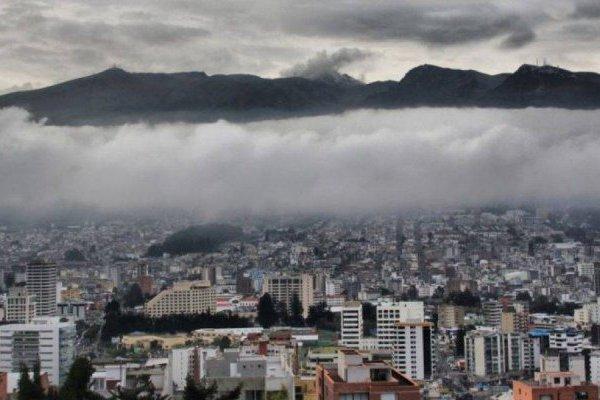 Pronóstico del clima para Quito