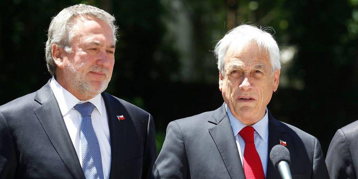 """Piñera cerró su visita a La Araucanía sin reuniones con cercanos a Catrillanca y aseguró que perseguirá a """"terroristas"""""""