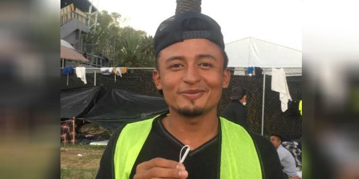 Periodista de La Izquierda Diario, entre los migrantes detenidos en Tijuana