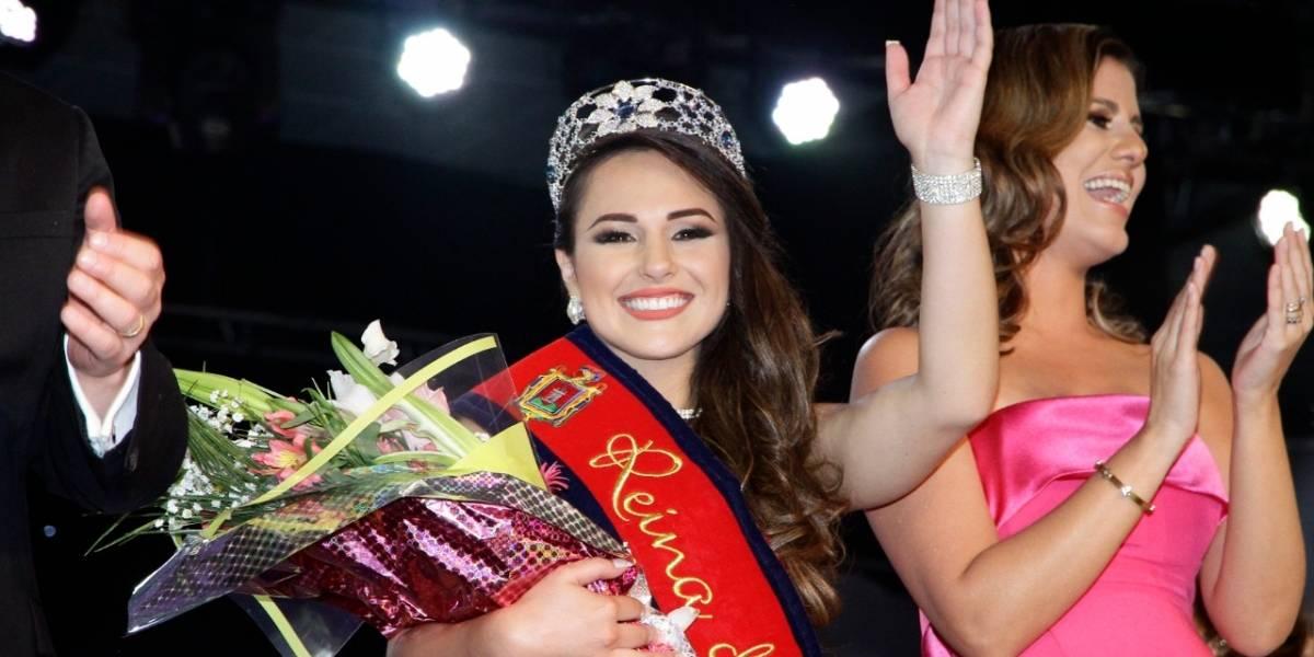 Estos son los premios para Daniela Almeida, nueva Reina de Quito 2018-2019