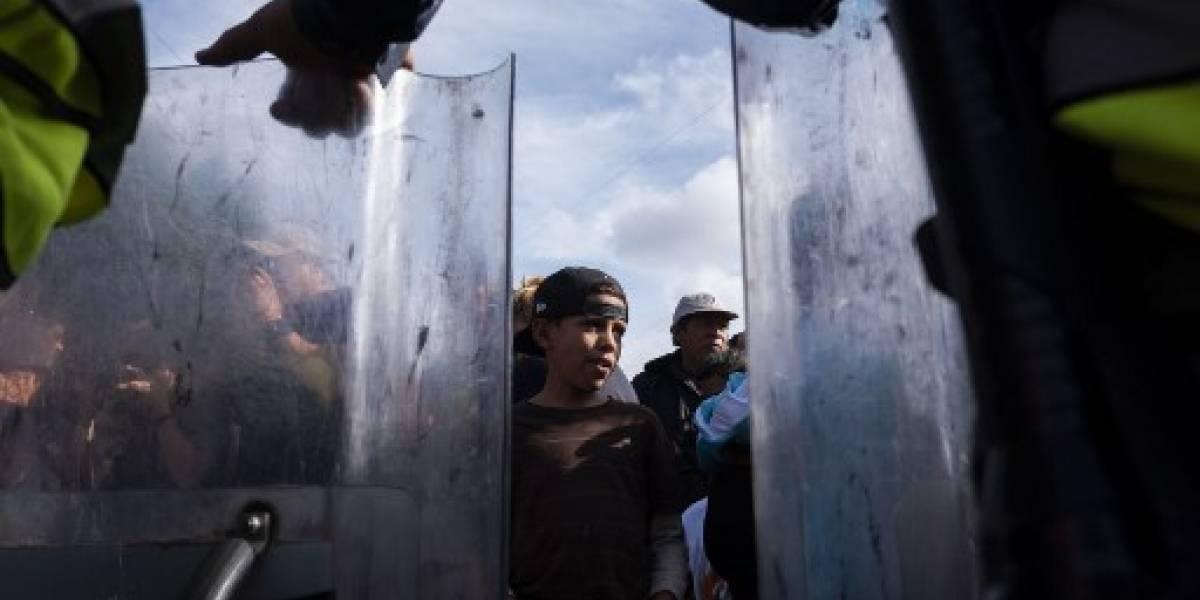 Migrantes esperan ofertas de empleo para quedarse en México