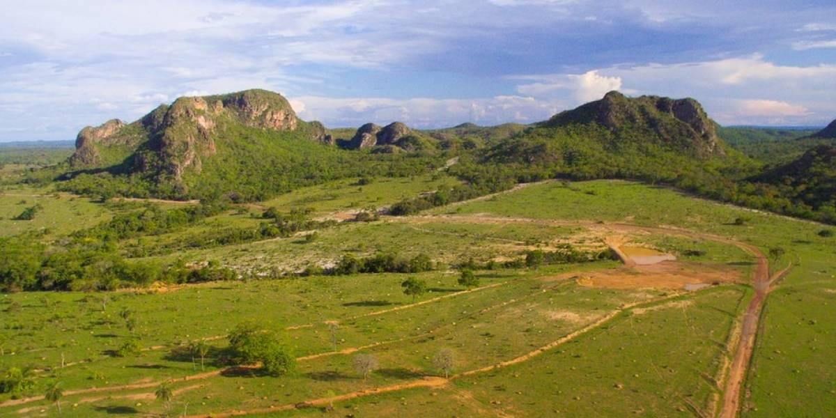 A cidade brasileira que está no centro da maior cratera de asteroide na América do Sul