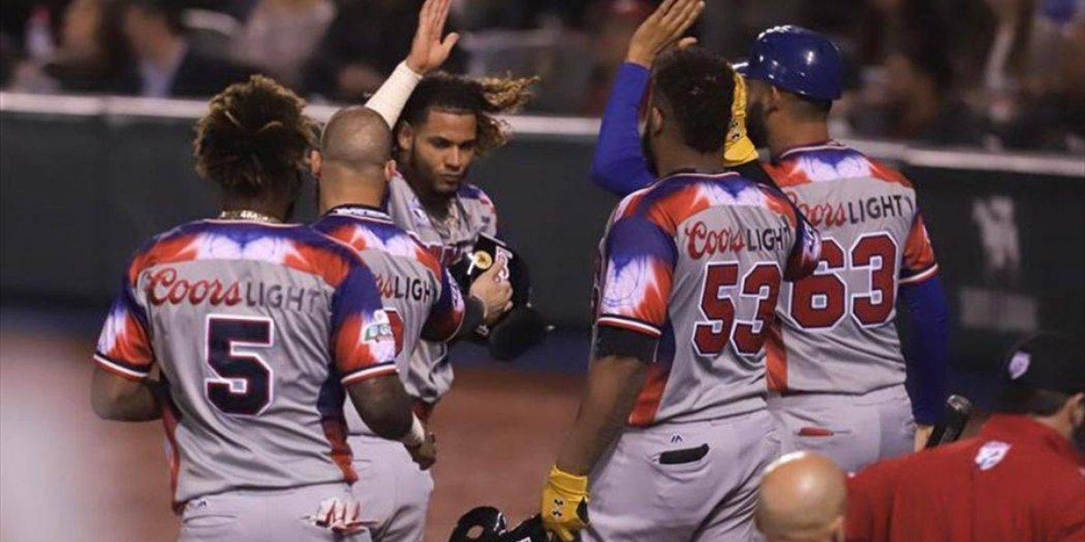 Águilas, Tigres y Gigantes ganan y comprimen la tabla del béisbol dominicano