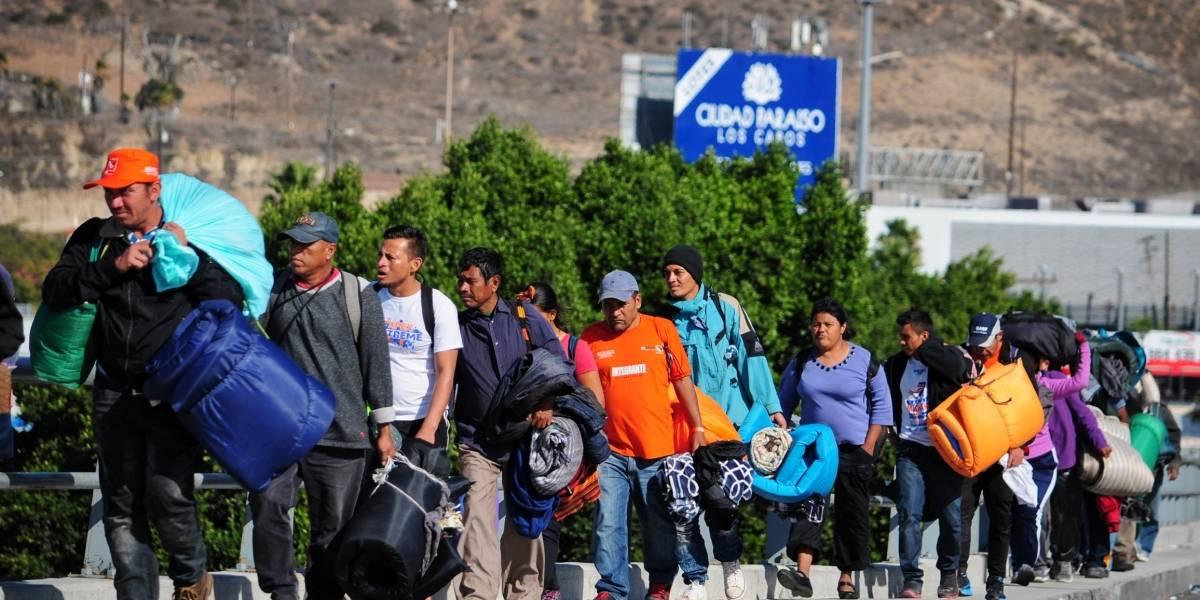 En un mes, México ha deportado más de 11 mil migrantes