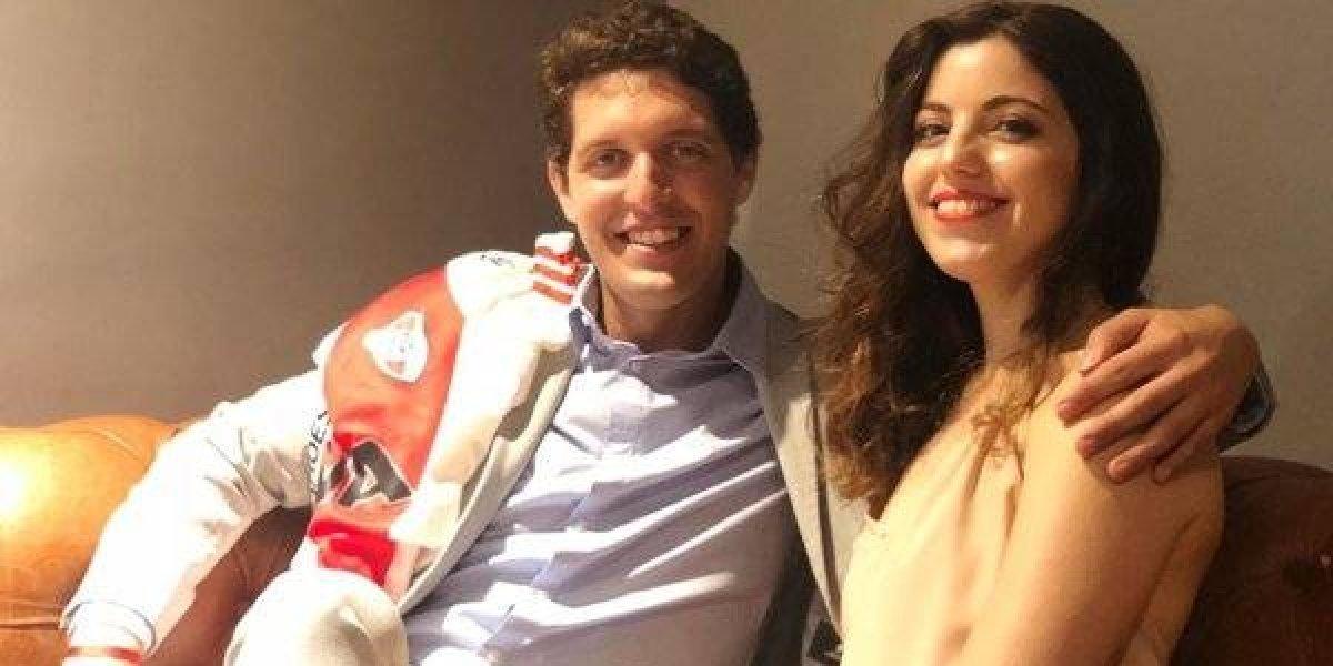 Aficionado de River asistirá a la Final de la Copa Libertadores antes de su boda