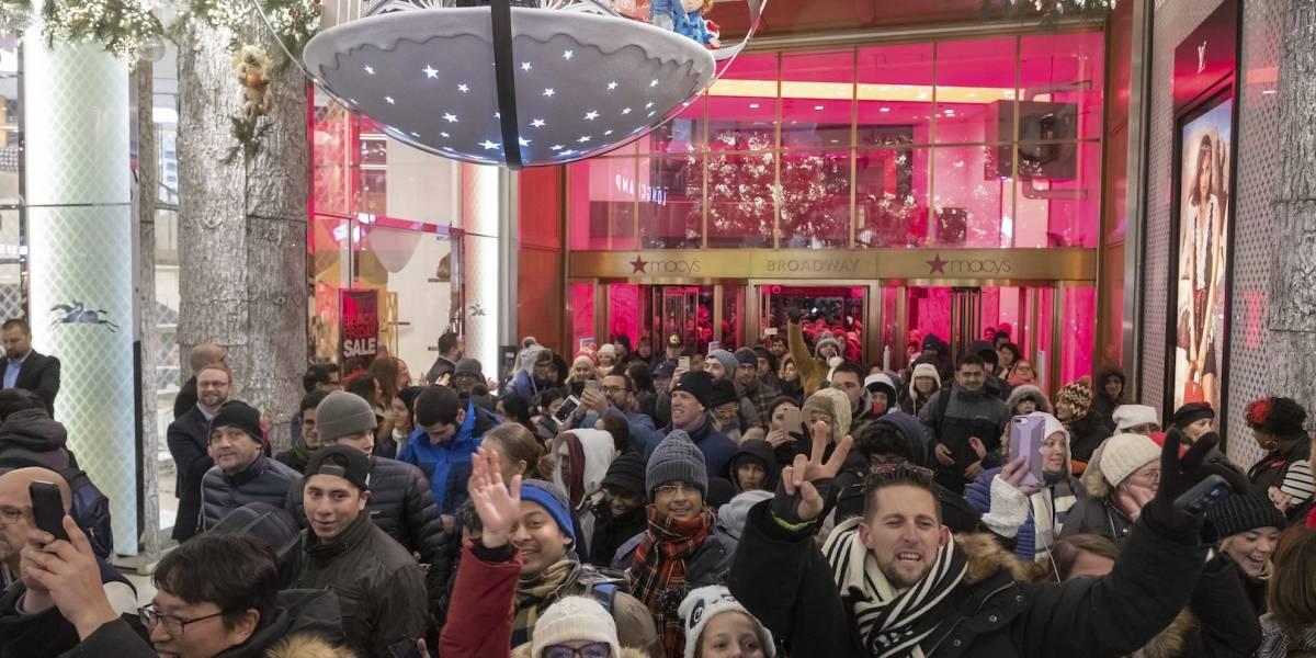 """Ventas en """"Black Friday"""" superan las predicciones en Estados Unidos"""