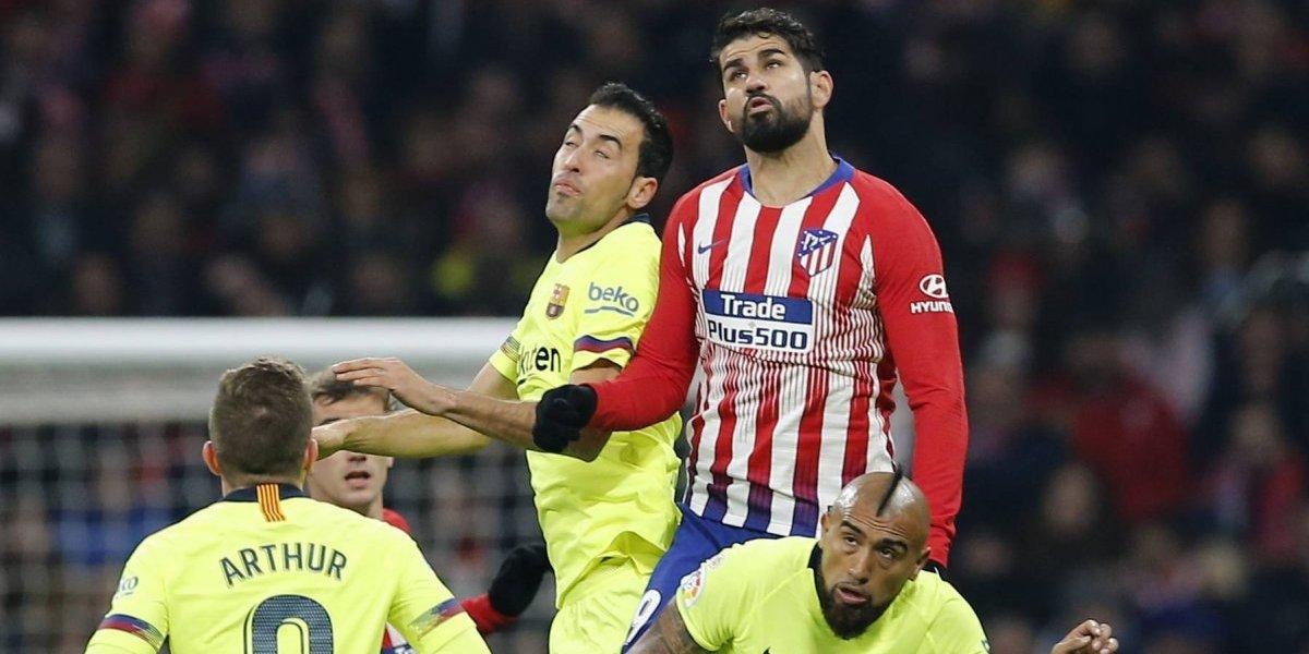 Así vivimos el agónico empate de Barcelona ante Atlético de Madrid