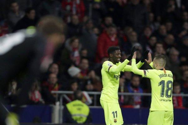 Barcelona apenas celebró un empate / imagen: AP