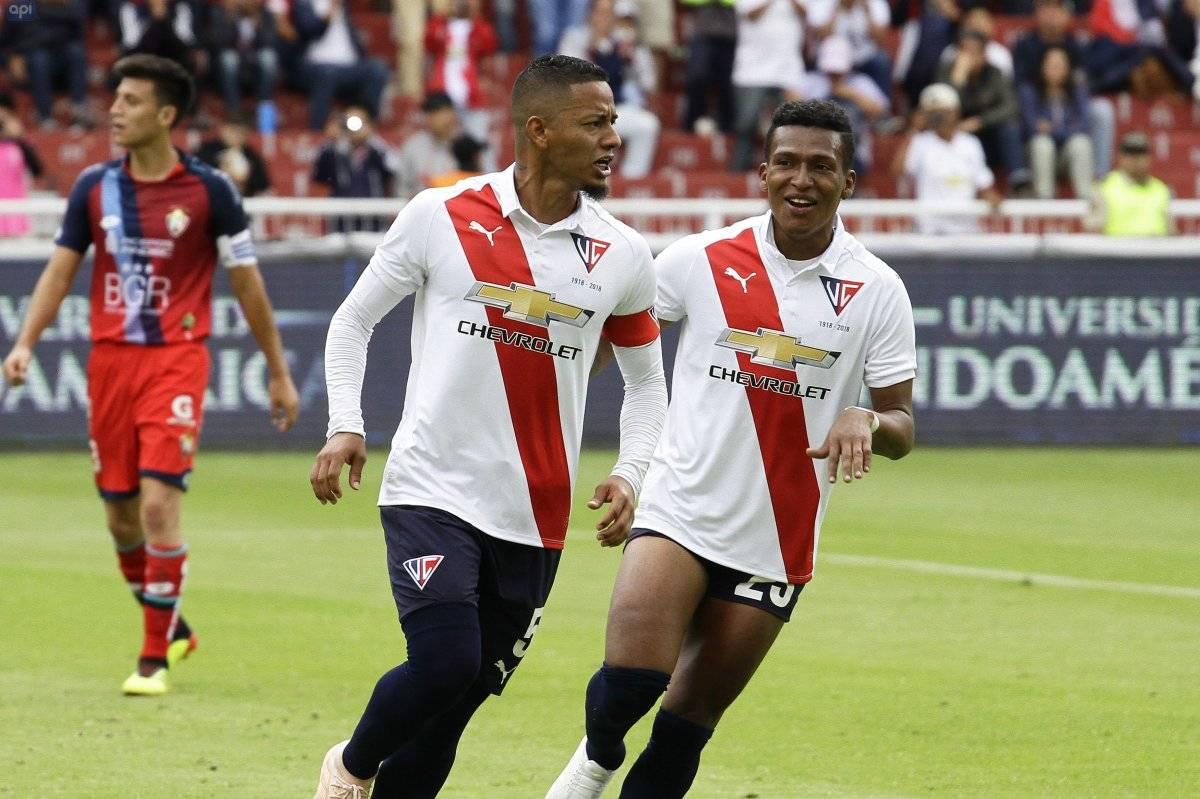 Aucas vs Liga de Quito: EN VIVO, dónde ver el partido, canales de transmisión y alineaciones API