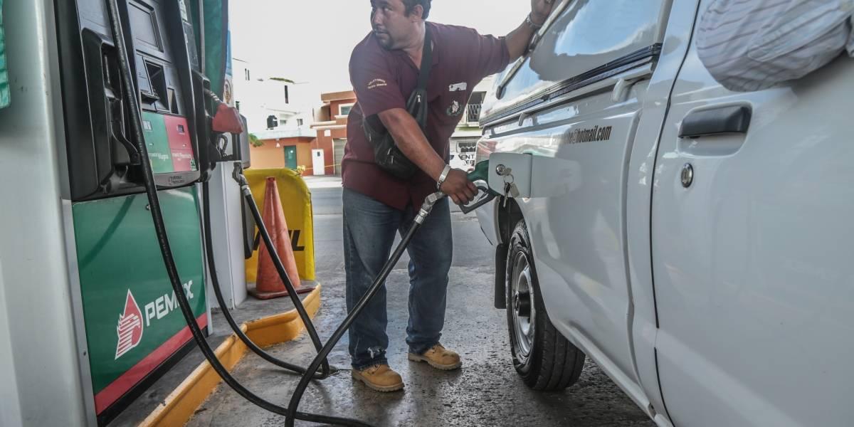 ¿Qué significa que la gasolina se quede sin estímulos fiscales?