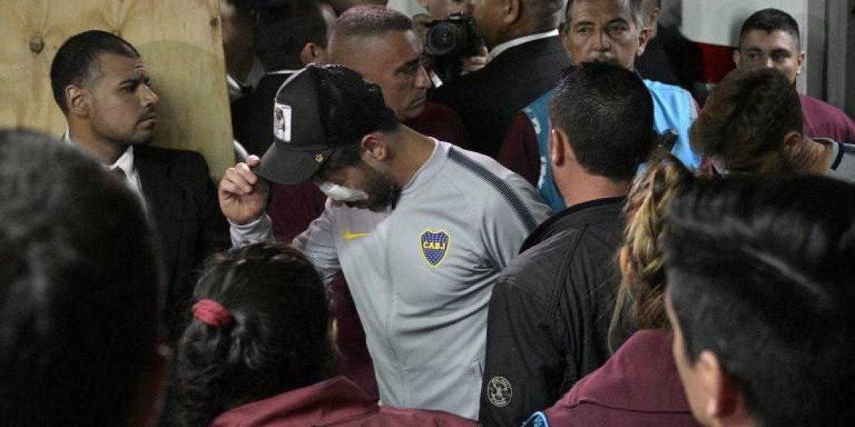 Conmebol confirma la suspensión de la final River-Boca, se jugará este domingo