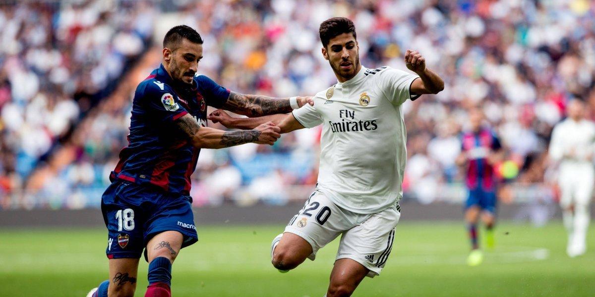 Real Madrid va por la tercera victoria al hilo en La Liga, en casa del Éibar