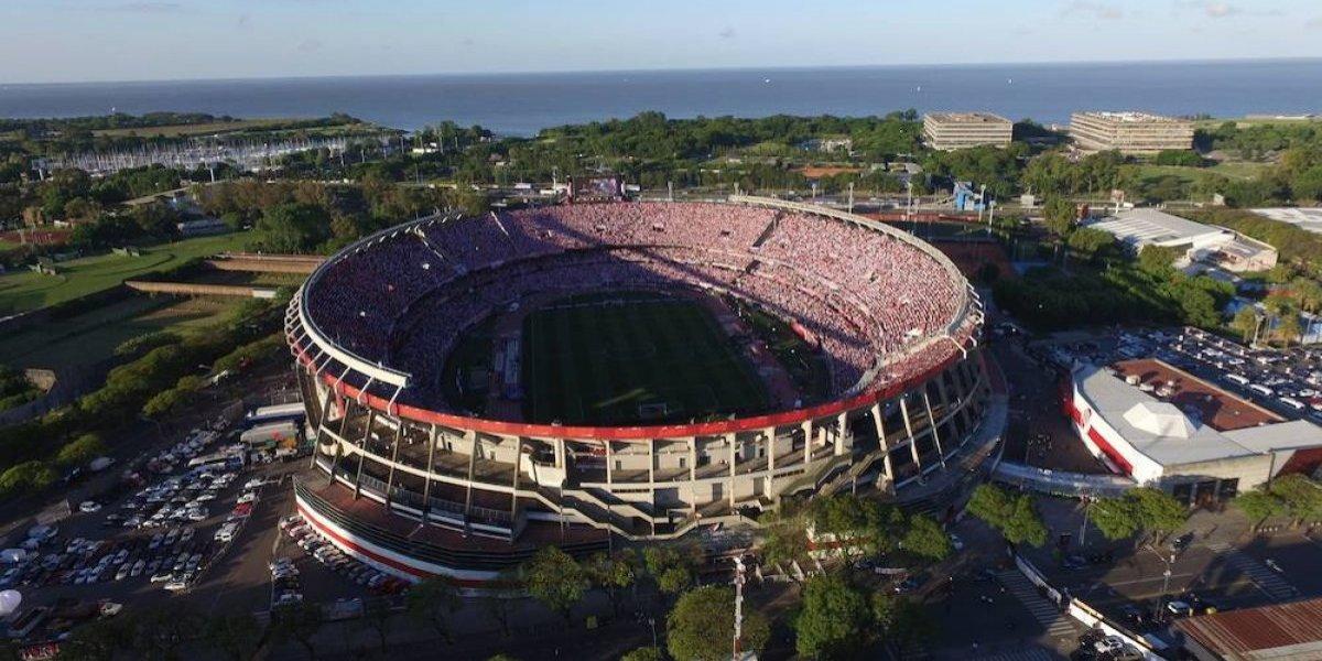 Clausuran estadio Monumental y River tendrá que pagar multa para que haya final