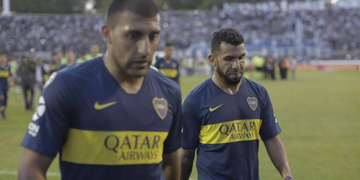 Tévez: 'Nos están obligando a jugar la Final de la Copa Libertadores'