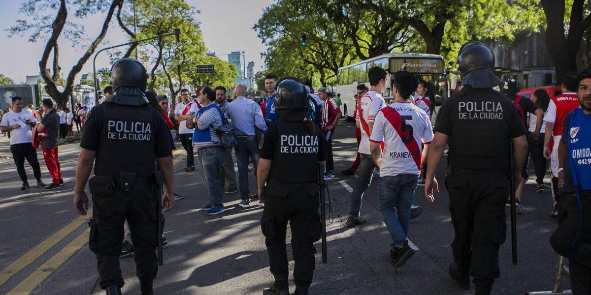 ¡OFICIAL! Detienen a 29 personas tras incidentes en la Copa Libertadores