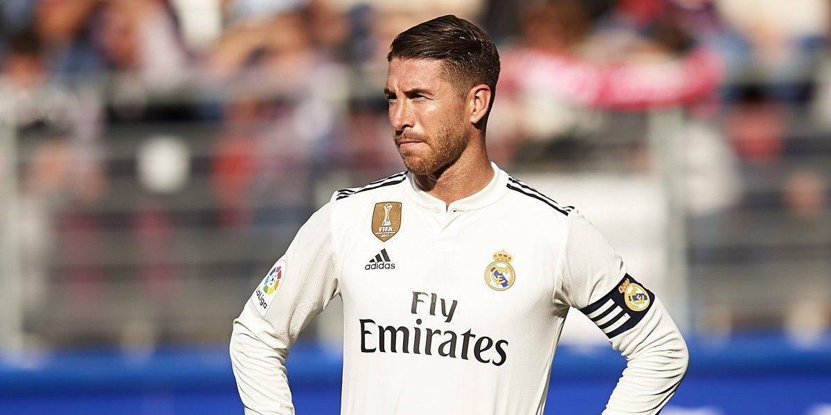 Sergio Ramos niega acusaciones de violar reglas antidopaje