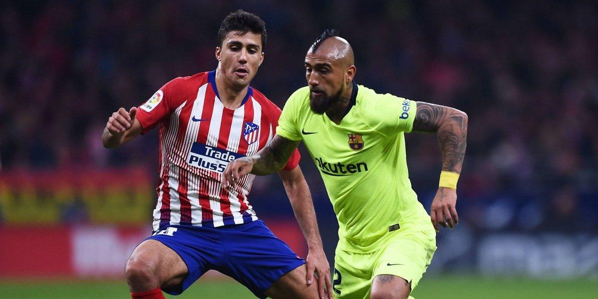 ¿Se conectó o no? La dispar evaluación del partido de Arturo Vidal en el Barcelona-Atlético de Madrid