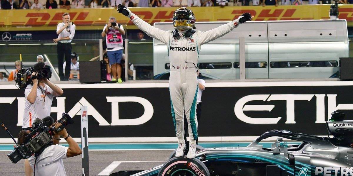 F-1: Para no variar Hamilton se quedó con la pole position del GP de Abu Dhabi