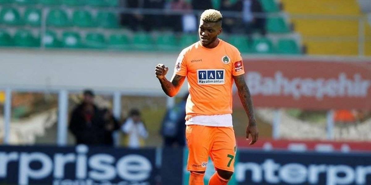 Ojo Rueda: Fernandes anotó un golazo en empate de Alanyaspor en la última fecha de la Superliga turca