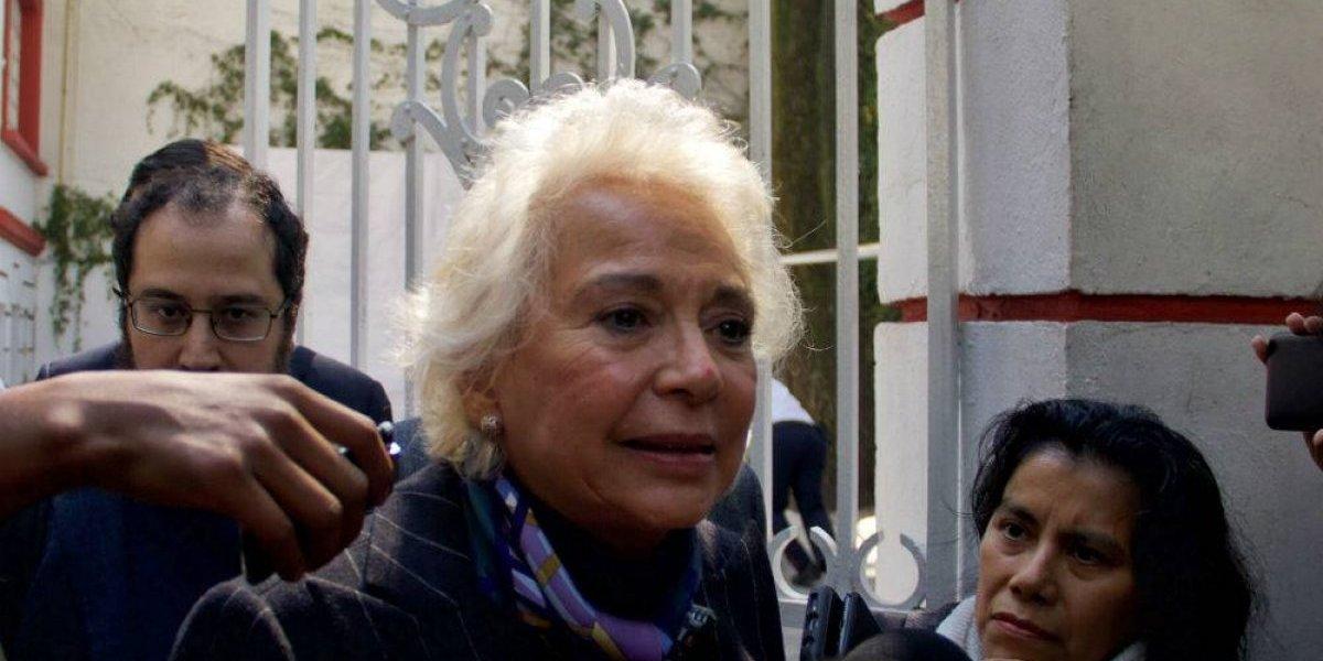 Olga Sánchez niega que haya acuerdo migratorio con EU