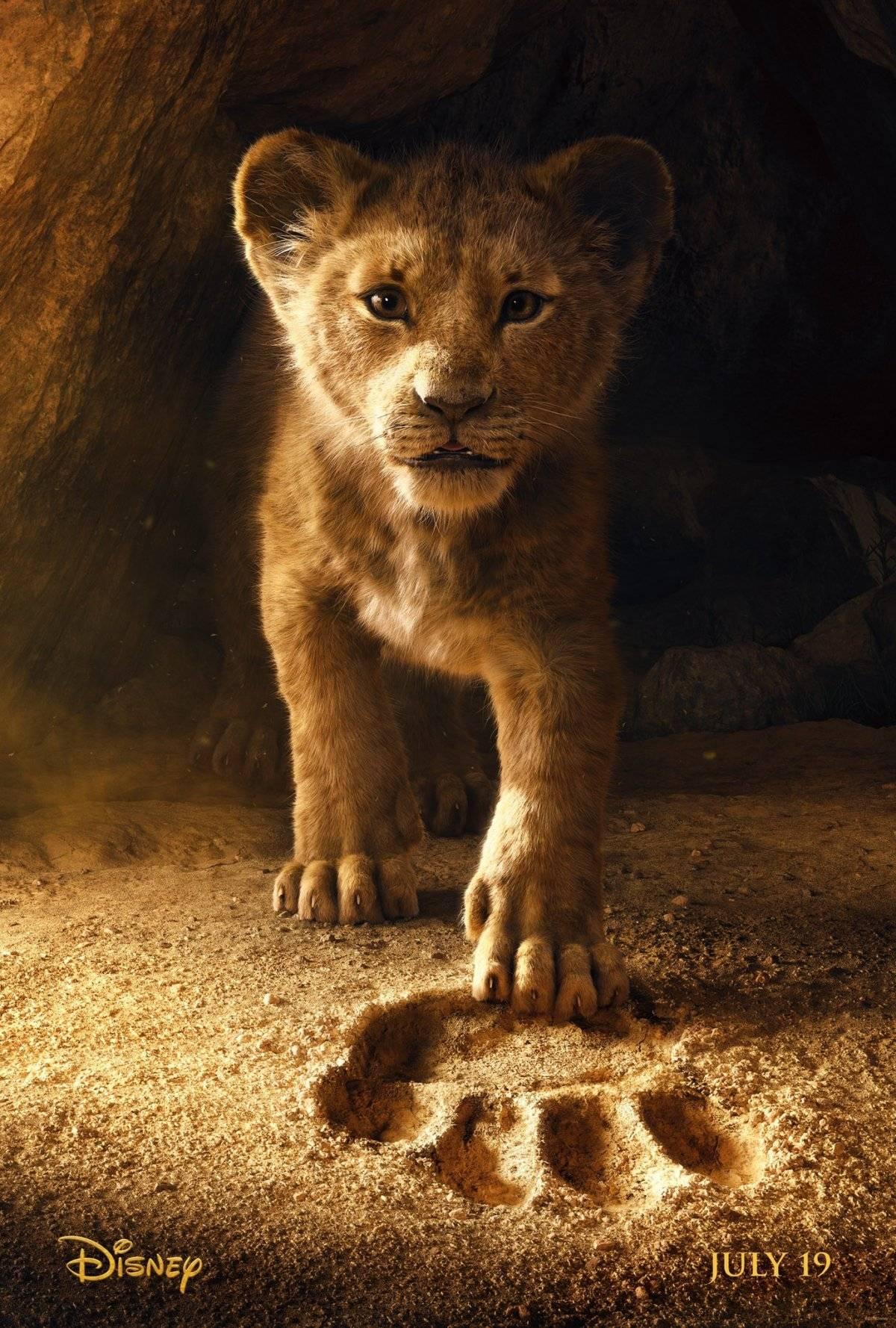 o rei leão live action