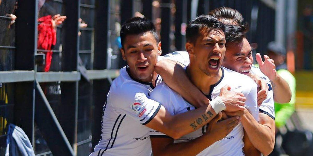 Colo Colo cortó la racha sin ganar y aseguró su cupo en la Sudamericana tras vencer a Huachipato