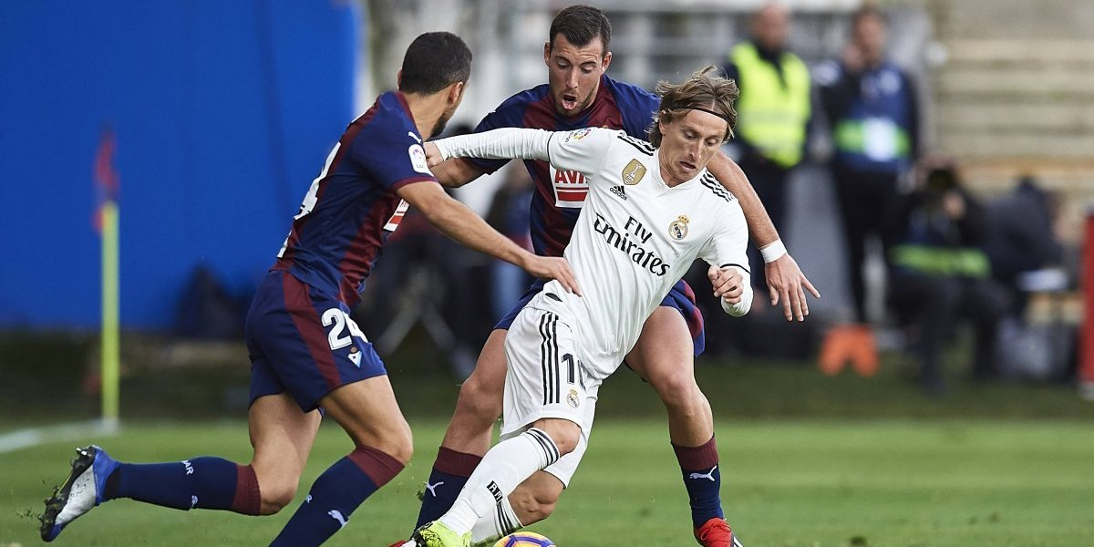 Real Madrid sufre su primera derrota con goleada incluida en la era Solari