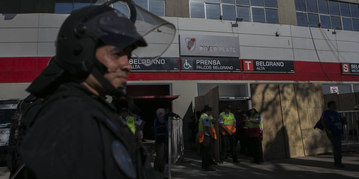 FOTOS: Violencia e imprudencia, las claves para suspender final de Libertadores