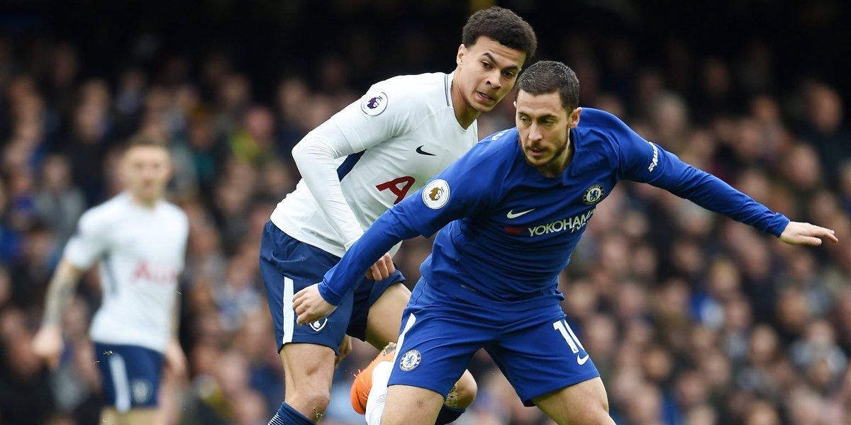 Tottenham y Chelsea protagonizan un derbi en Wembley