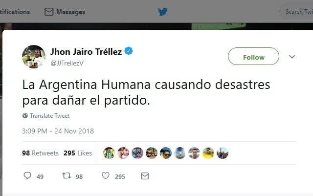 Jhon Jairo Tréllez