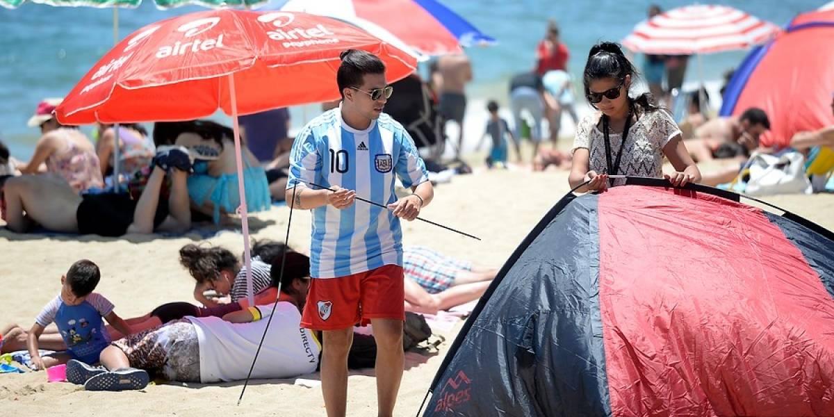 Con gran ausencia de argentinos: se espera que más de 2 millones de turistas extranjeros lleguen a Chile este verano