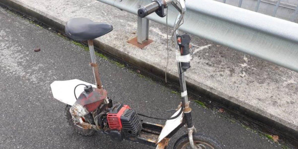 """""""En este país la innovación se castiga"""": lo detuvieron por conducir en una carretera un vehículo fabricado por él mismo"""