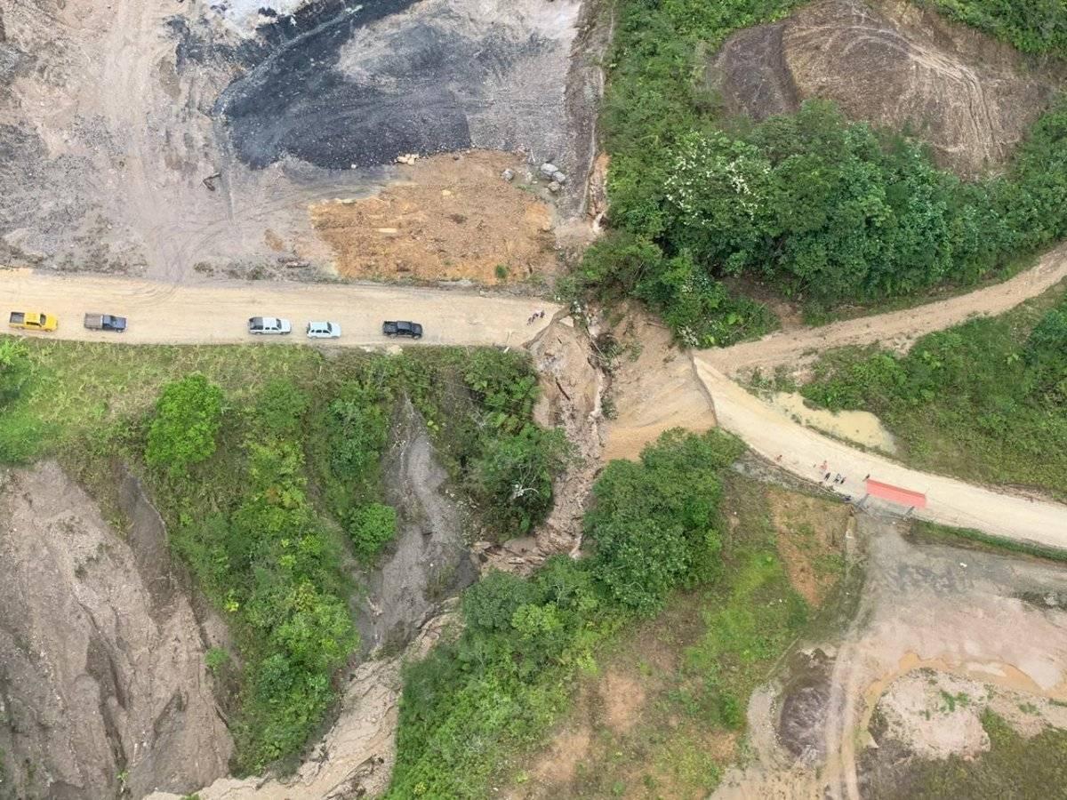 Lluvia torrencial en Limón Indanza causa 9 fallecidos y ocho heridos Cortesía