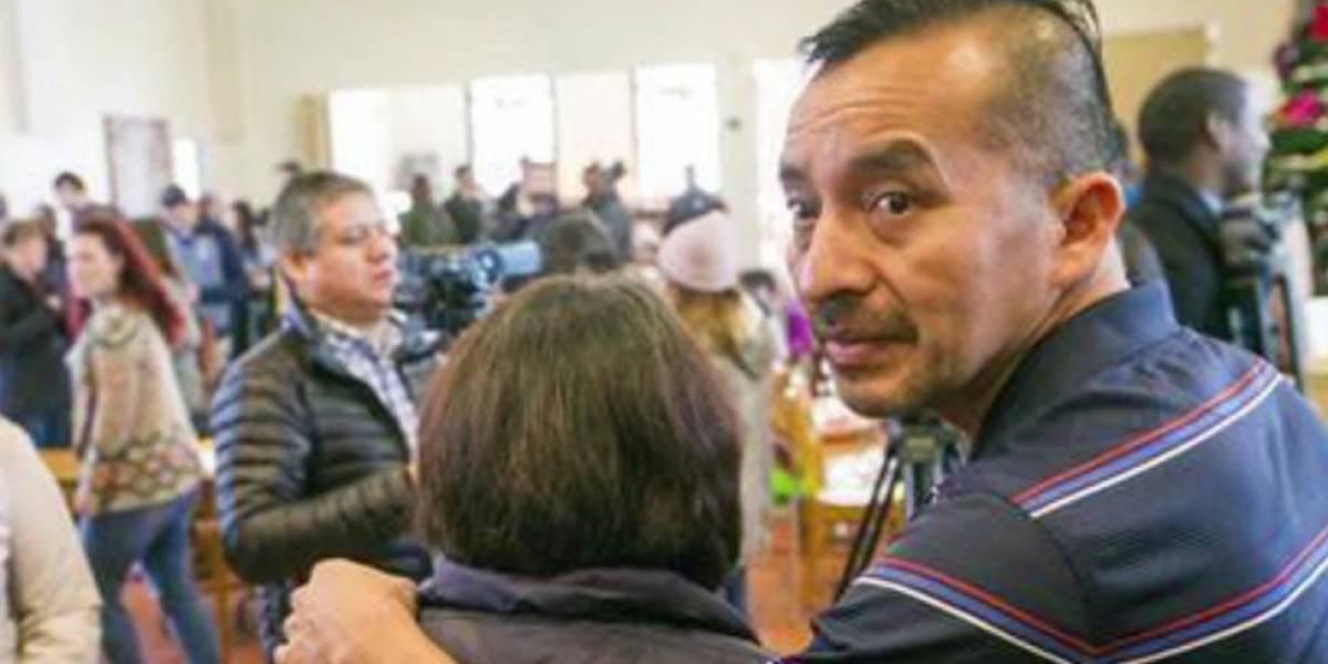 Legisladores en EEUU critican detención de inmigrante mexicano