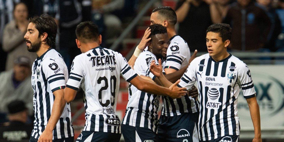 Monterrey amarra su pase a la Liguilla sobre Atlas