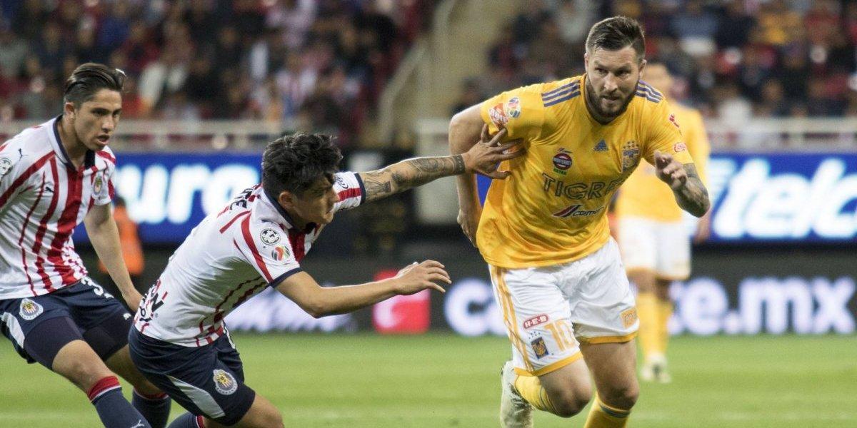 Gignac es el campeon de goleo de la Liga MX