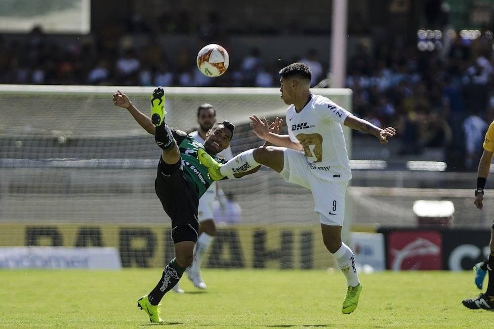 Pumas y Santos se declararon listos para liguilla. / Mexsport