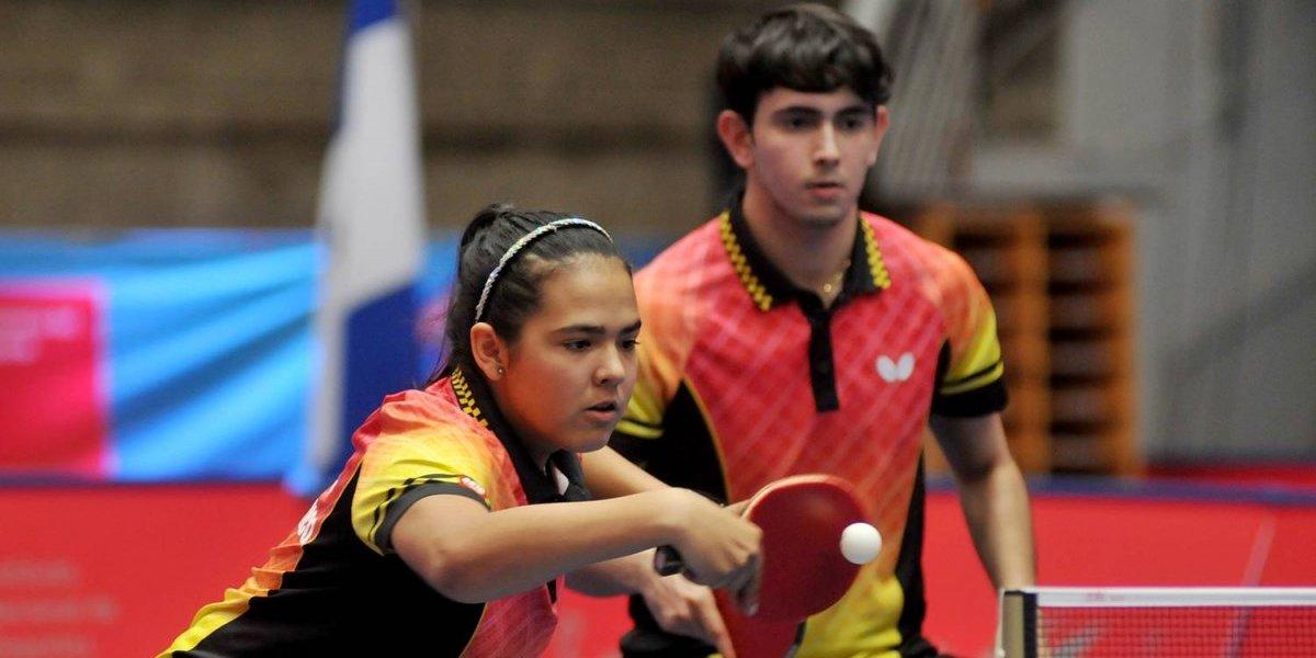 Adriana Díaz y Brian Afanador se coronan campeones en Campeonato Panamericano