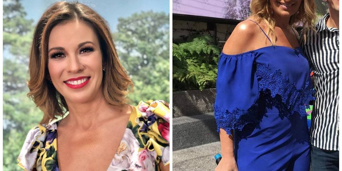 Ingrid Coronado renuncia al programa Venga la Alegría