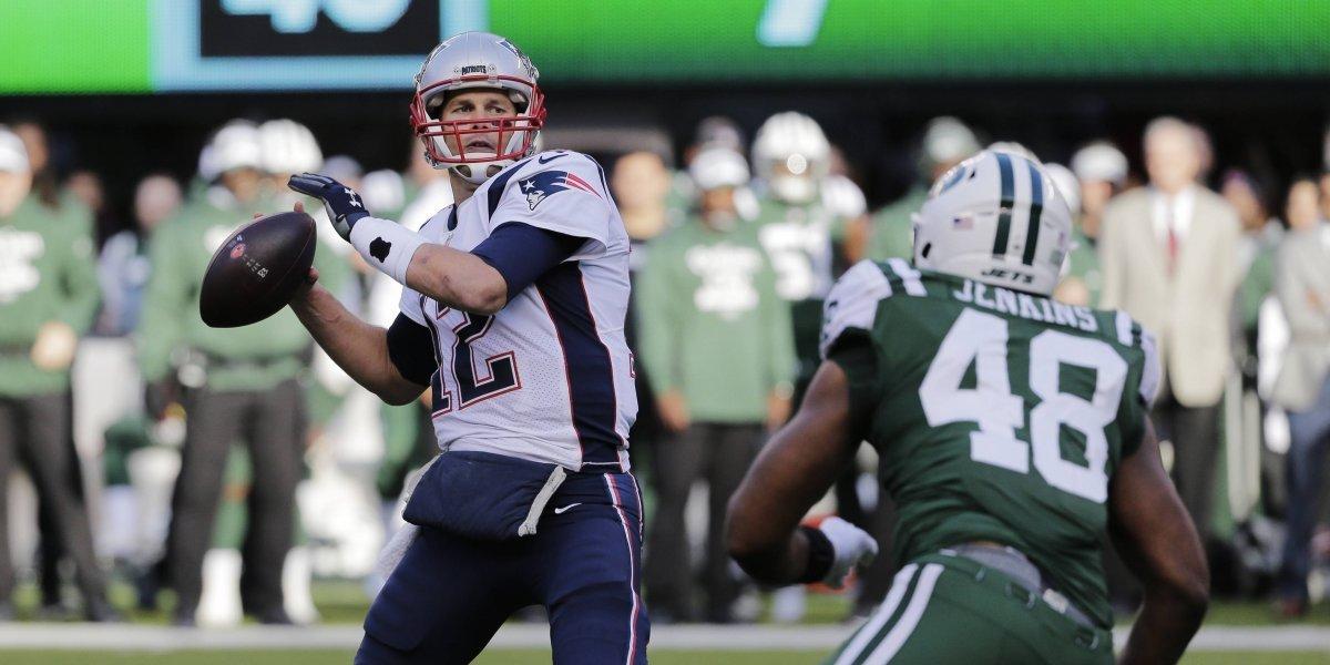 Tarde histórica para Tom Brady en la NFL