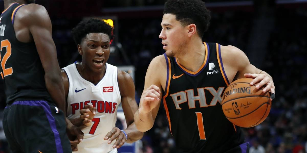 Pistons derrotan a los aguerridos Suns
