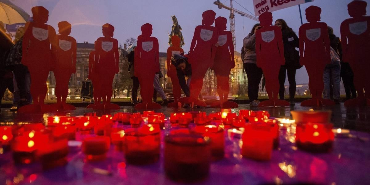 Se manifiestan a nivel mundial contra la violencia hacia las mujeres