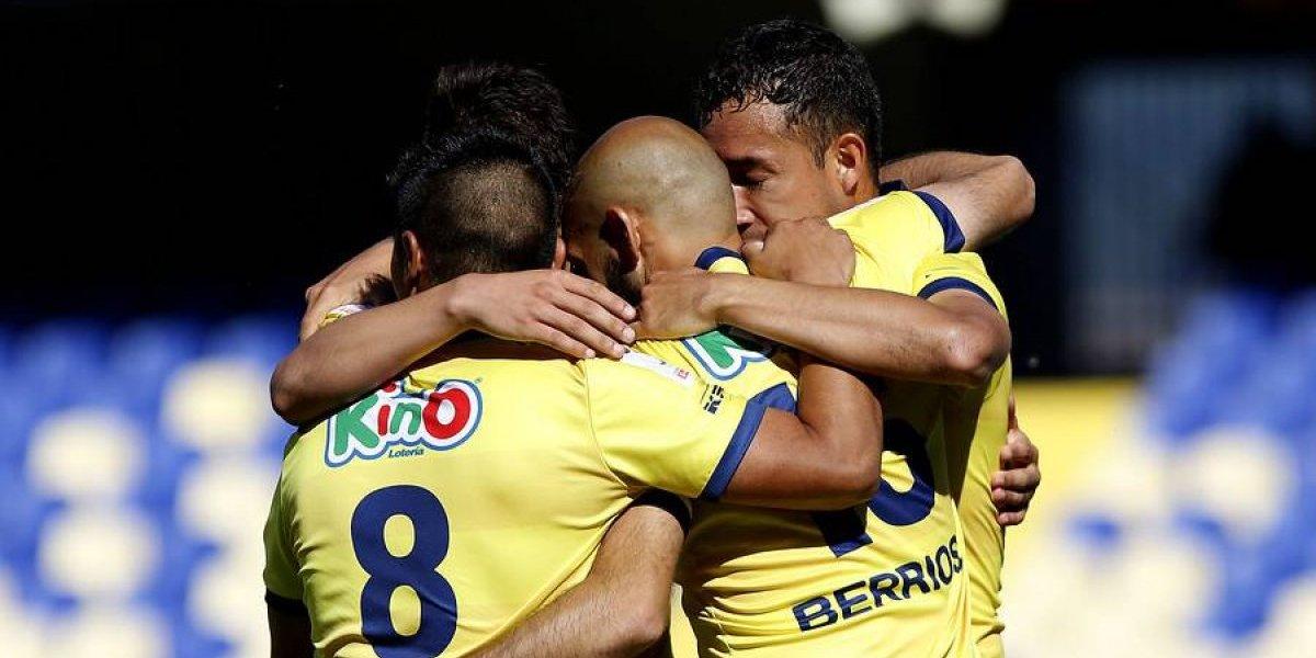 La U. de Concepción hizo su tarea, sigue soñando con el título y mandó al descenso a San Luis