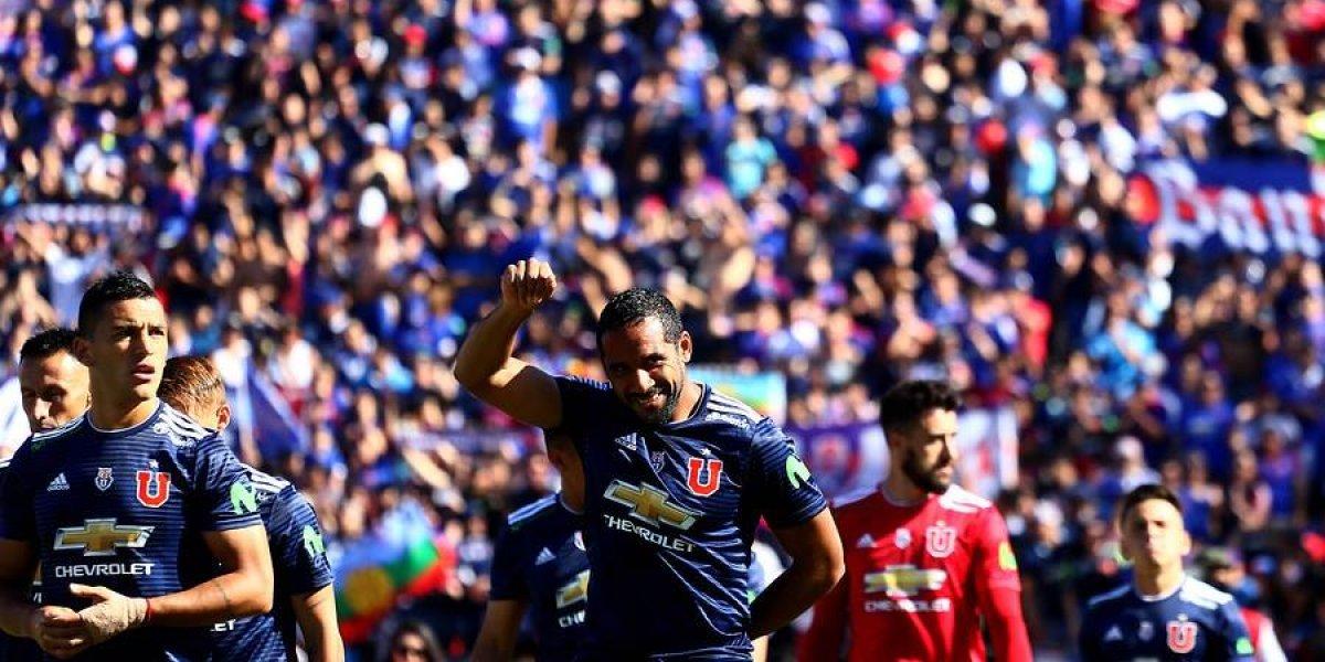 """Beausejour le dio duro al juego de la U y alabó a Pizarro: """"Me hubiese gustado que se retirara en Wanderers"""""""