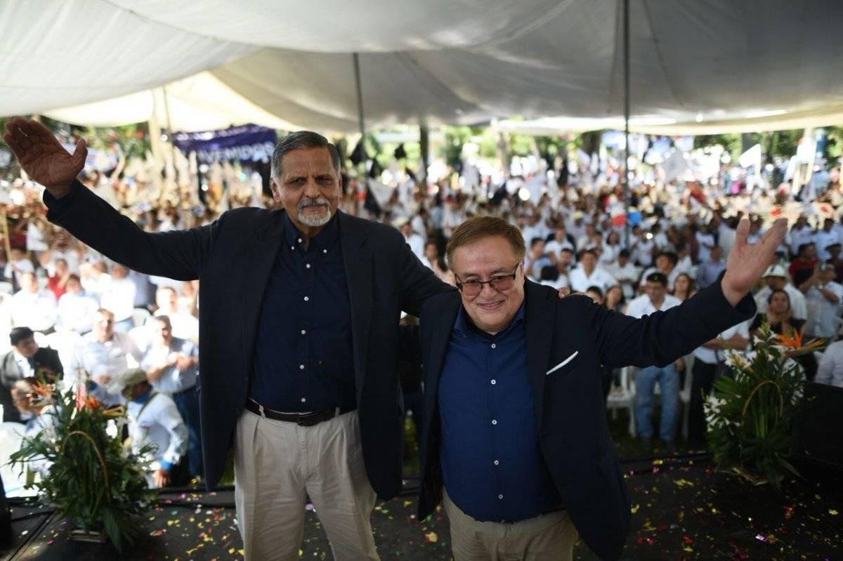 Mauricio Radford y Manuel Maldonado, Fuerza