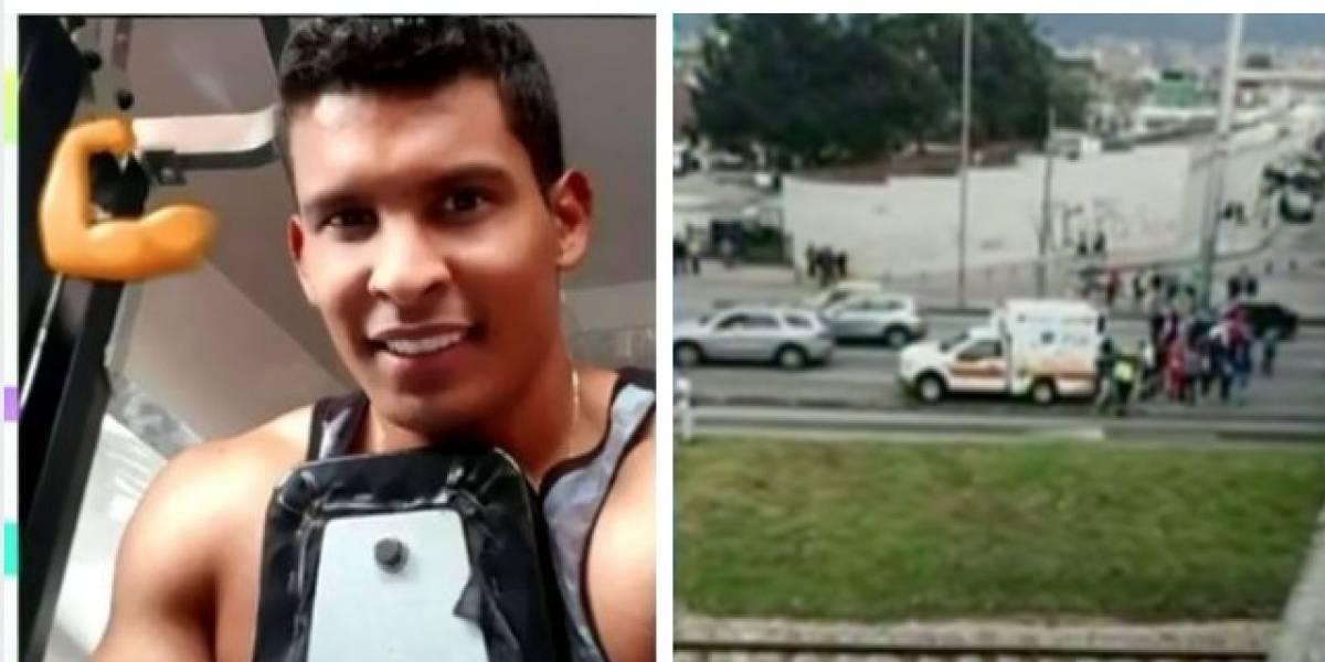 Actor colombiano intentó suicidarse por despecho y permanece en coma