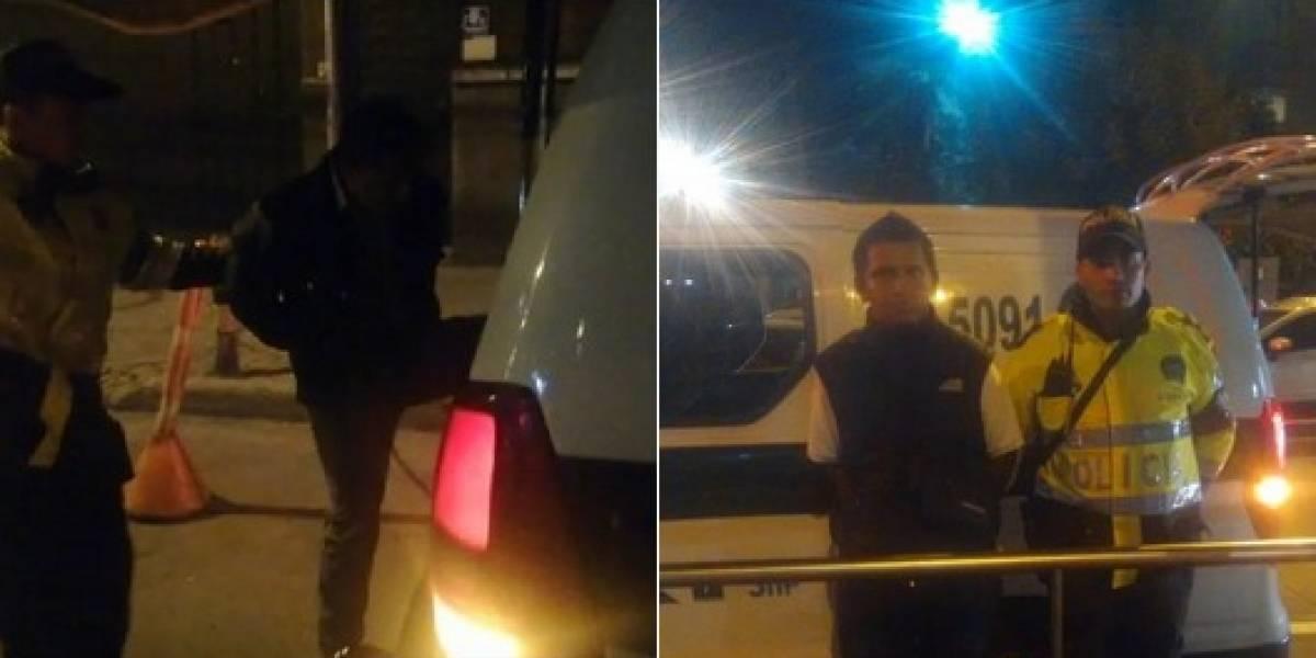 Capturan dos hombres por manosear pasajeras en TransMilenio